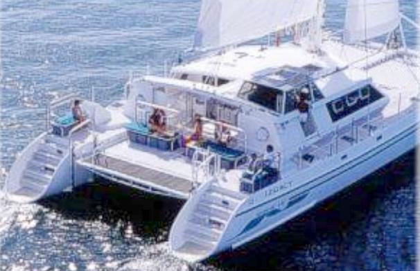 Kurt Hughes Multihull Design - Catamarans and Trimarans for Cruising and Charter - 65' Term ...